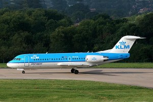 Fokker-F70-PrivateFly-AA1445